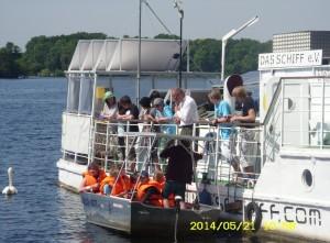 Berlin Jugendforschungsschiff 1