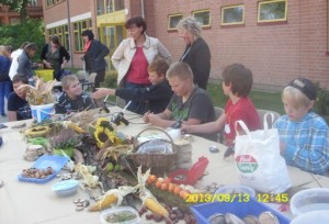 Schulfest- Basteln