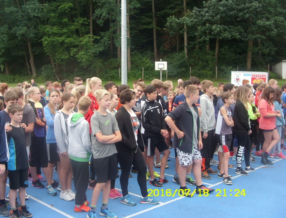 Sport Eröffnung